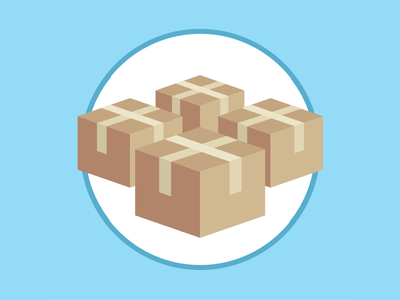 2015 Icons Day 8 - Delivery 2015 icons 2015icons delivery boxes