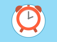 2015 Icons Day 9 - Clock Icon