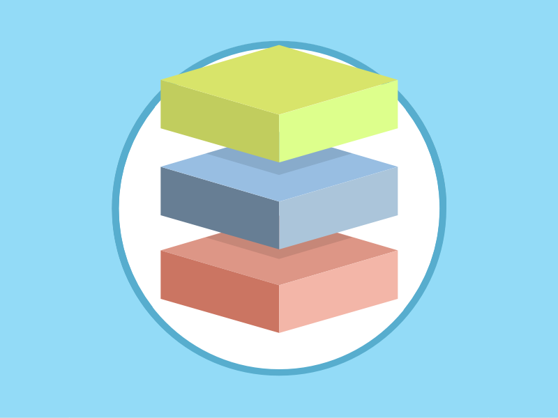 2015 Icons Day 11 - Stacks Icon 2015 icons 2015icons delivery stacks