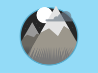 2015 Icons Day 15 - Mountain Alternative