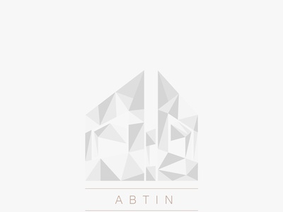 Abtin logo design
