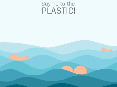 Say no to the plastic!