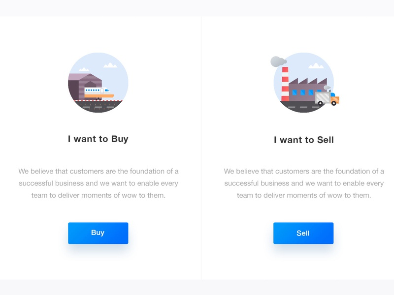 Buy & Sell Icons by Athul Athreya on Dribbble