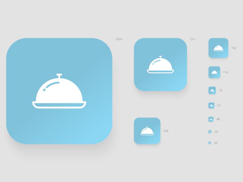 #DailyUI Challenge/005/App Icon ui website design web