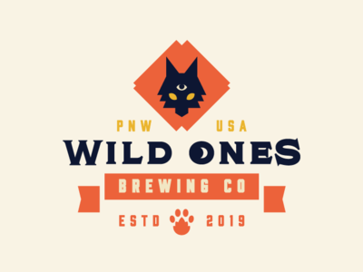 Wild Ones Brewing Co Lockup