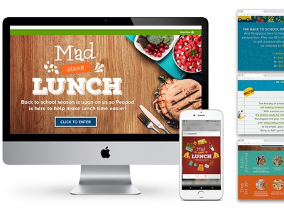 Digital Campaign graphicdesign digital infographic illustration typography design
