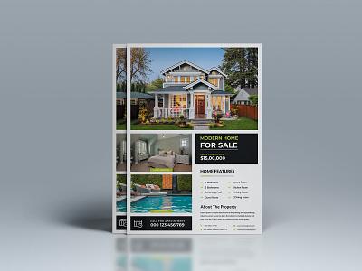 Real Estate Flyer renovation flyer realtor flyer professional flyer poster flyer property flyer home sell flyer design