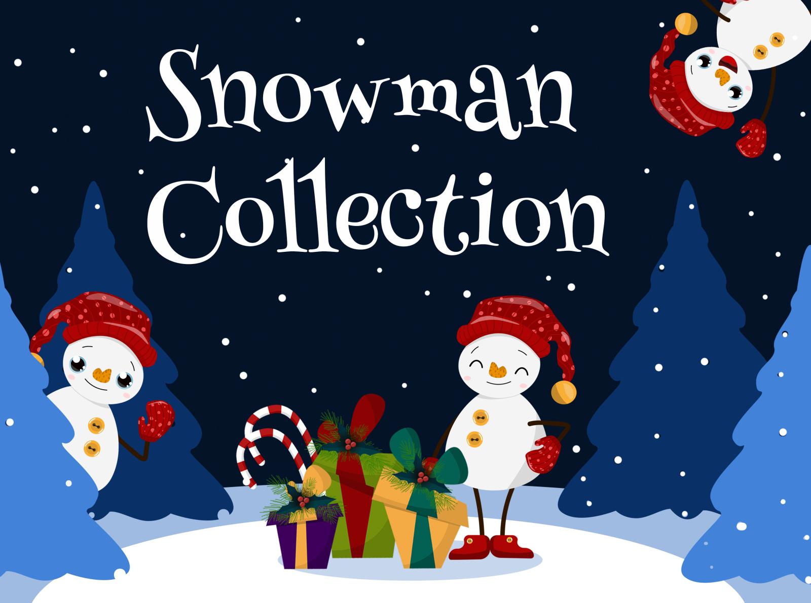Snowman Clipart Kids, HD Png Download - kindpng