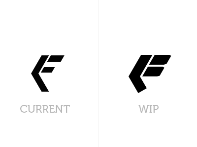 New personal logo (WIP) wip personal logo