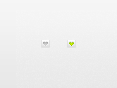 Like button canceled concept button like heart