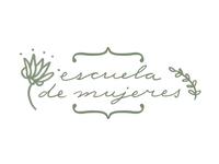 Escuela de mujeres // Logo proposal