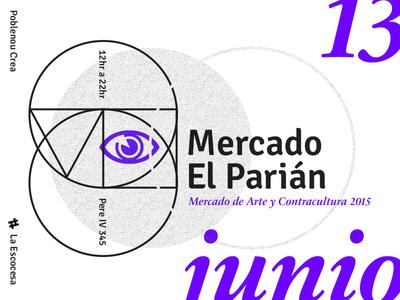 Mercado el Parián art market flea market mercado parian