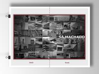 Book Cover | Sá Machado