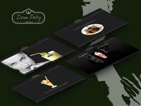 Dom Petry |  Web Design