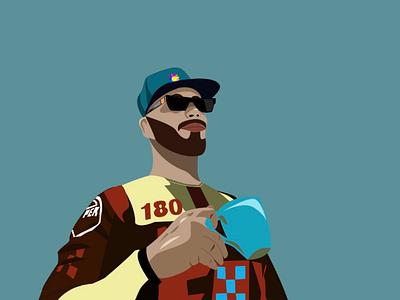 Artist man illustration illustrator digital
