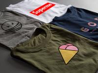 Tee-shirt Picto design