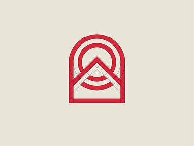 Grid de criação do ícone Torres Engenharia Diagnóstica brand identity icon concept logo concept logo logotype branding design branding brand design logodesign logo design branding icon grid logo grid grid logo icon design