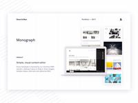 PDF Portfolio Page