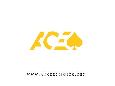 ACE Logo vector logo branding branding and identity design