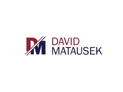 David Matausek Logo vector logo branding branding and identity design