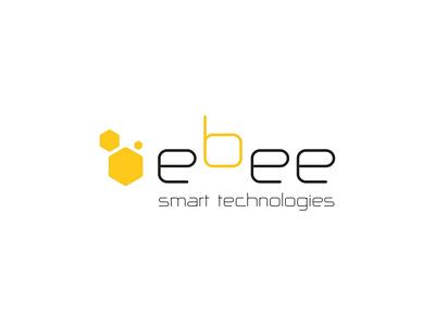 ebee Logo vector logo branding branding and identity design