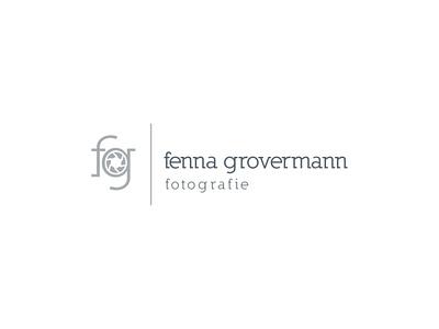 Fenna Grovermann Logo vector logo branding branding and identity design
