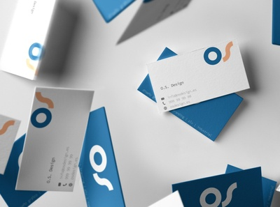 OS Design - business card
