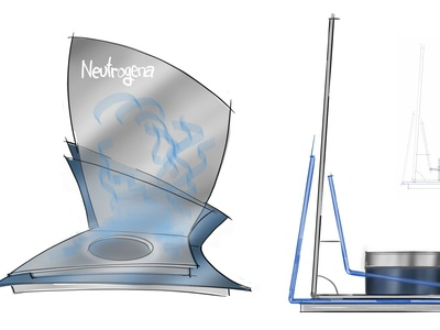 Neutrogena Display Sketch