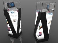 LG Gram Display PLV 3D