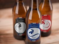 Biere La Patriote Label 003