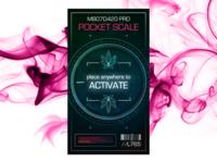 FUI-Pocket Scale