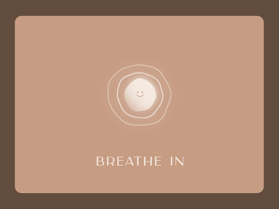 Yoga - Website Loader Concept web design concept homepage breathe relax chill yoga design web ui ux motion loader interface prototype animation illustration website design webdesign loop animation