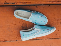 Raindrop Retreat Bucketfeet