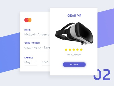 Credit Card master pass shopping daily credit car challenge ux ui