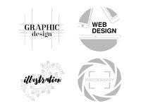 Personal Website Icons