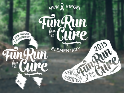 Fun Run T Shirt Design Concepts By Meghen Welly Dribbble