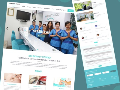 Website Home Page Re-Design websites web ui beauty uidesign uiux ui web web design website