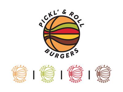 Pickl' & Roll Burgers