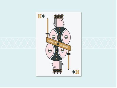 Playing Card - Cjgoms