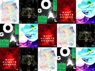 p/pw Poster Series Showcase Vol. 1-5