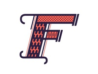 Typefight - F
