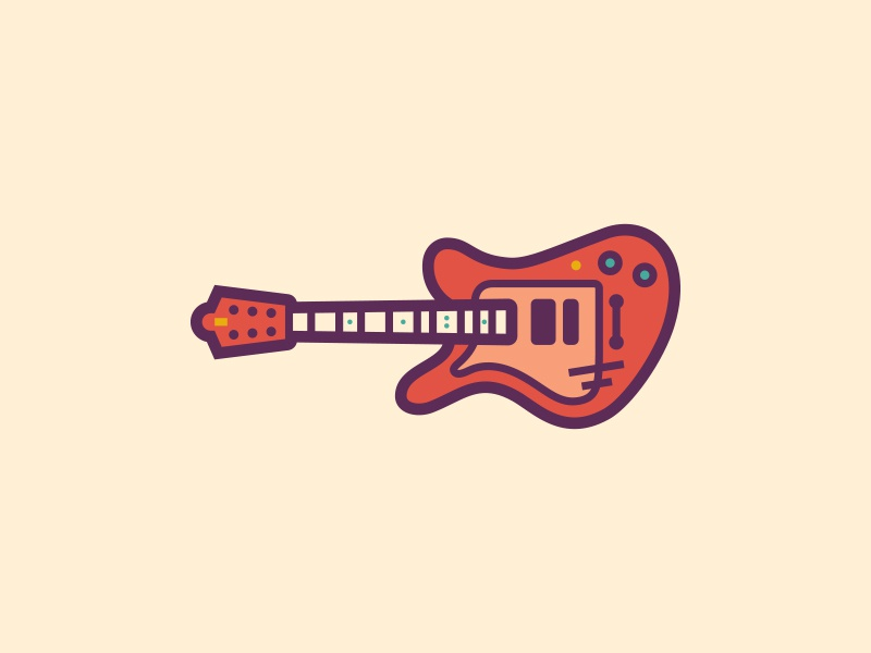 Shred Stick shred guitar illustration music bzzzzz no whammys face melters