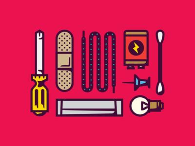 MacGruber Action Kit