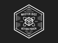 Master dice pouch