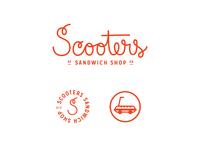 Scooters branding