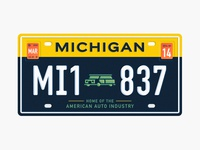 State Plates Project