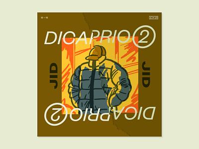 10x18 — JID 10x18 visual design graphic  design layout type album art music illustration