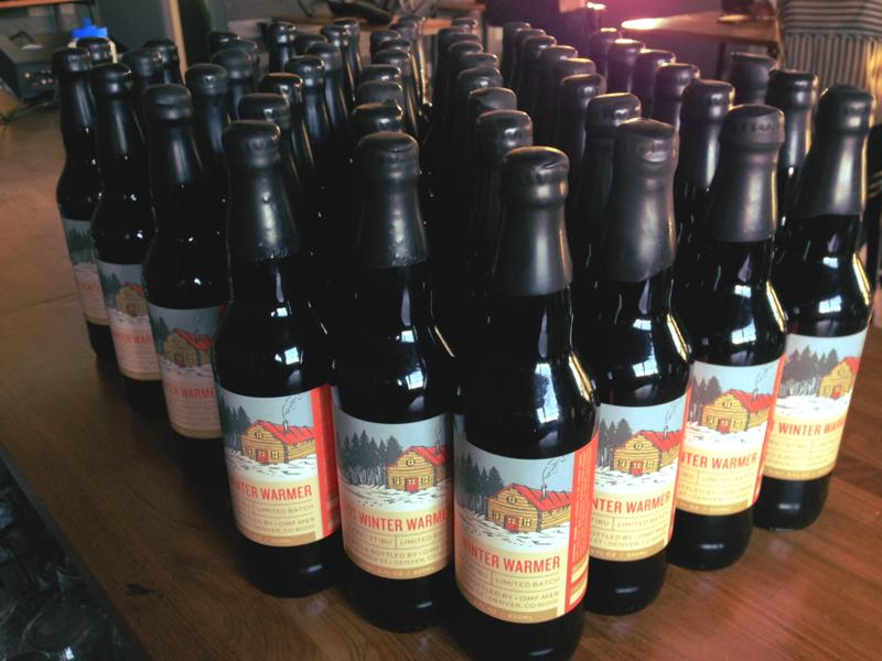 Winter warmer bottles