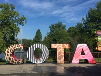 COTA Letters at the Zoo
