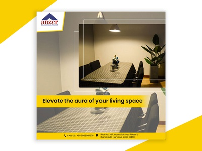 Elevate the aura of your living space